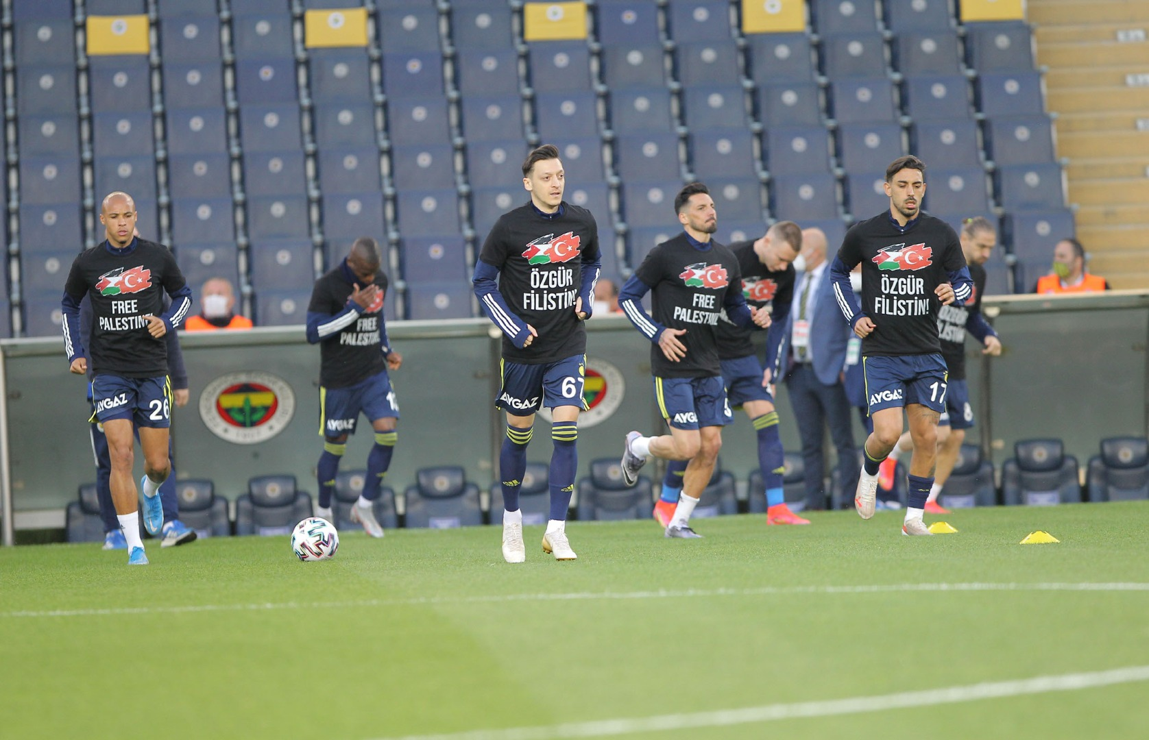 Fenerbahçe - Demir Grup Sivasspor maçından kareler