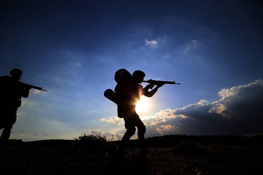 5 terörist etkisiz hale getirildi