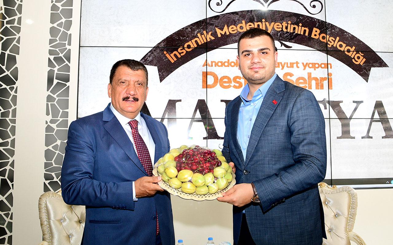 AK Parti Gençlik Kolları Genel Başkanı'ndan Malatya ziyareti