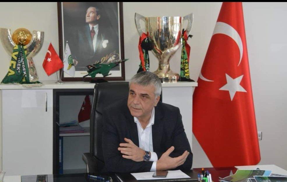 Akhisarspor'un eski başkanı hayatını kaybetti