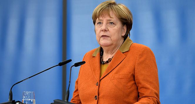 Angela Merkel'den Türkiye'nin AB üyeliği yorumu