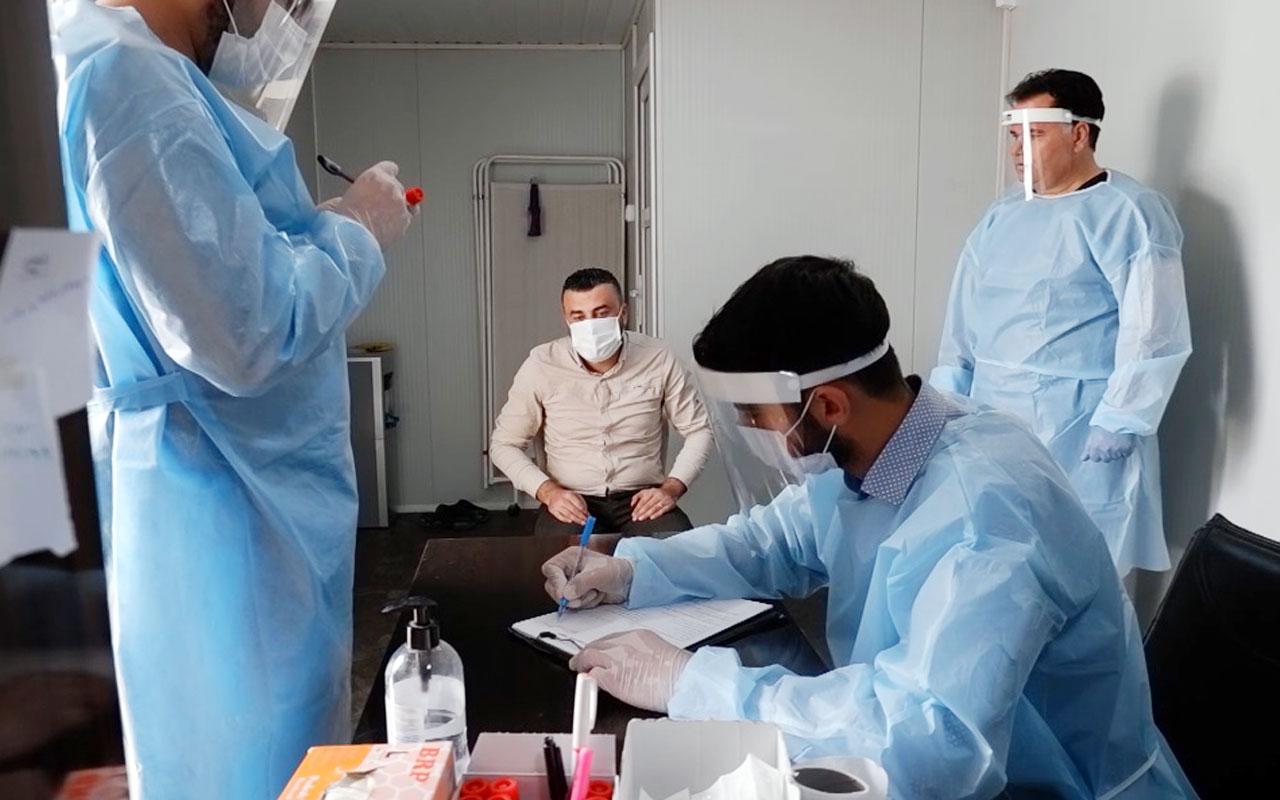 Aşı olmayana PCR testi gündemde