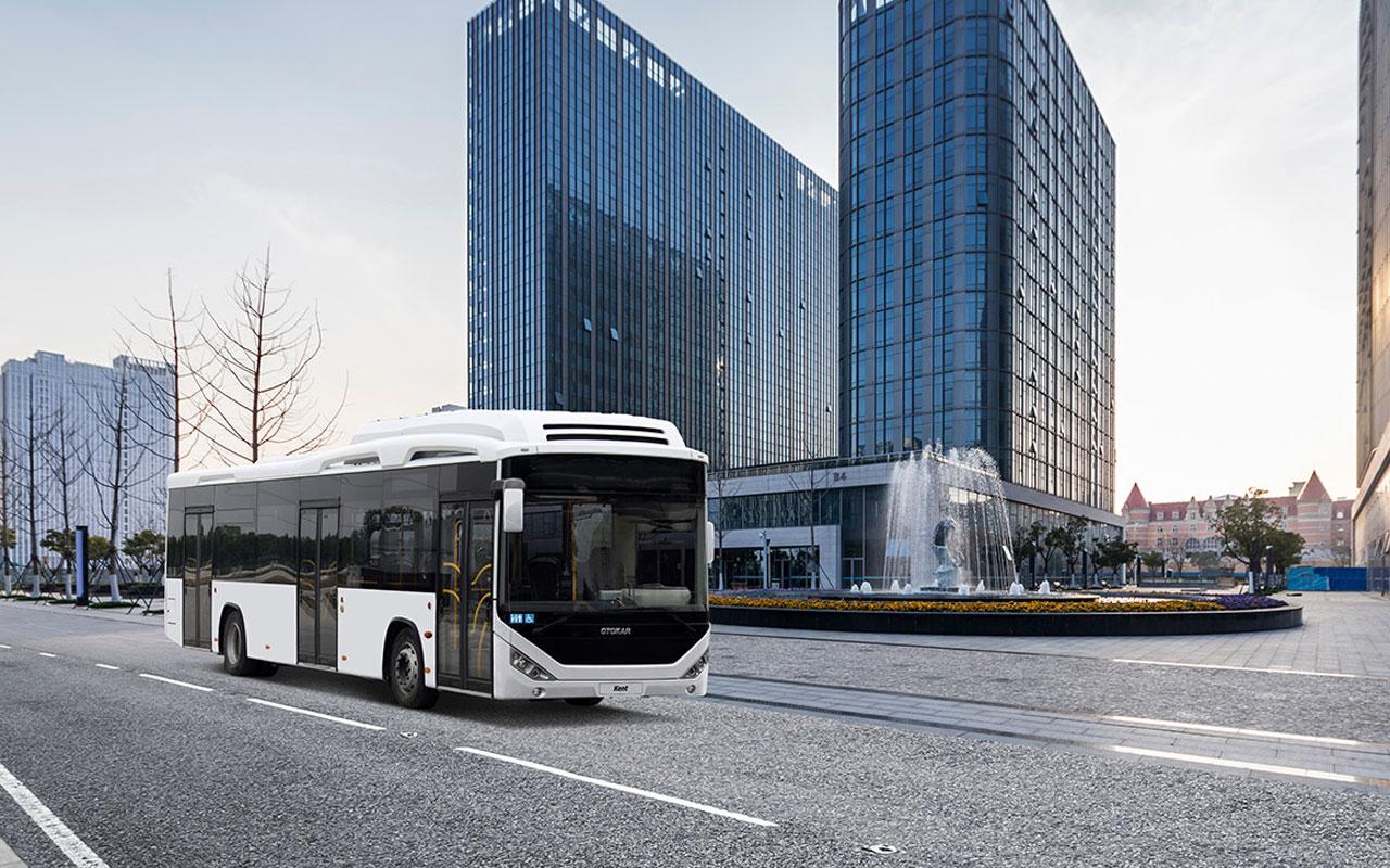 Azerbaycan'dan doğalgazlı otobüs siparişi