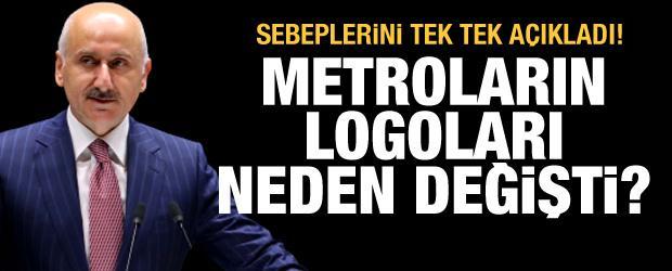 Bakan Karaismailoğlu'dan metro simgesi açıklaması