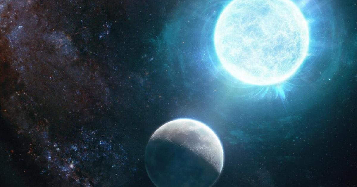 Beyaz cüce yıldızı keşfedildi