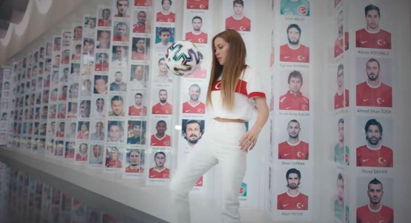 Bizim Çocuklar'ın EURO 2020 klibi