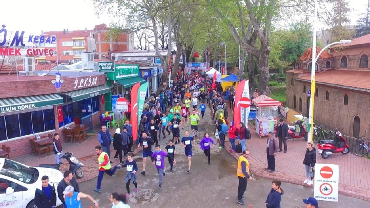 Bursa İznik Maratonu gün sayıyor