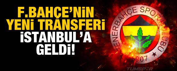 Diego Rossi, Fenerbahçe için İstanbul'da