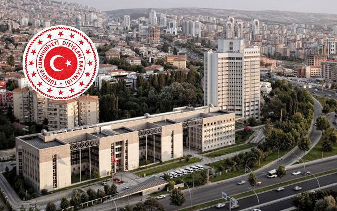 Dışişleri'nden 'Tunus' açıklaması