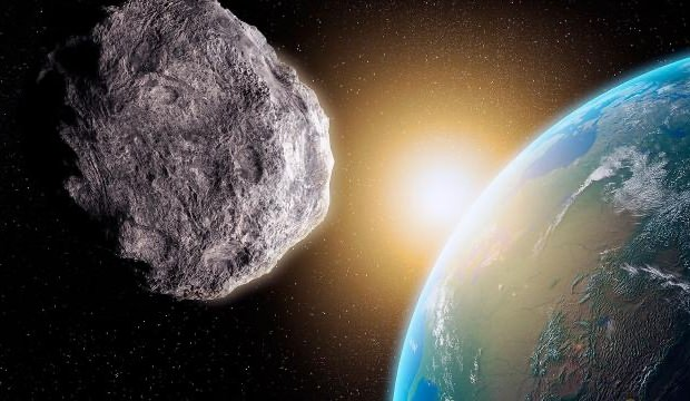 Dünya asteroid çarpması simülasyonundan sağ çıkamadı