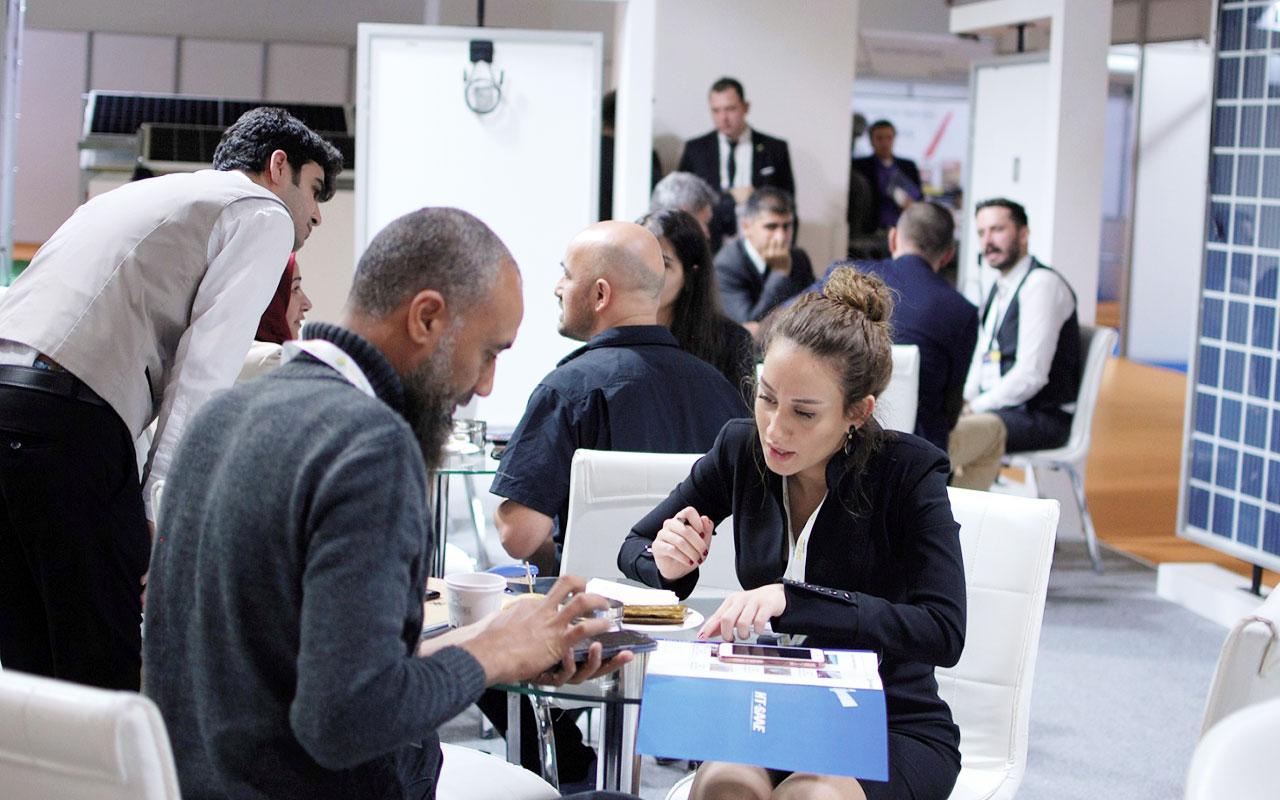 Enerji teknolojileri Eylül'de İstanbul'da buluşacak