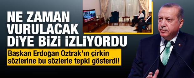 Erdoğan'dan CHP'ye 'konfor' tepkisi: Ne zaman vurulacak diye herhalde bizi izliyordu