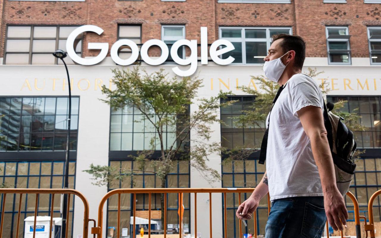 Google çalışanlarına aşı zorunluluğu