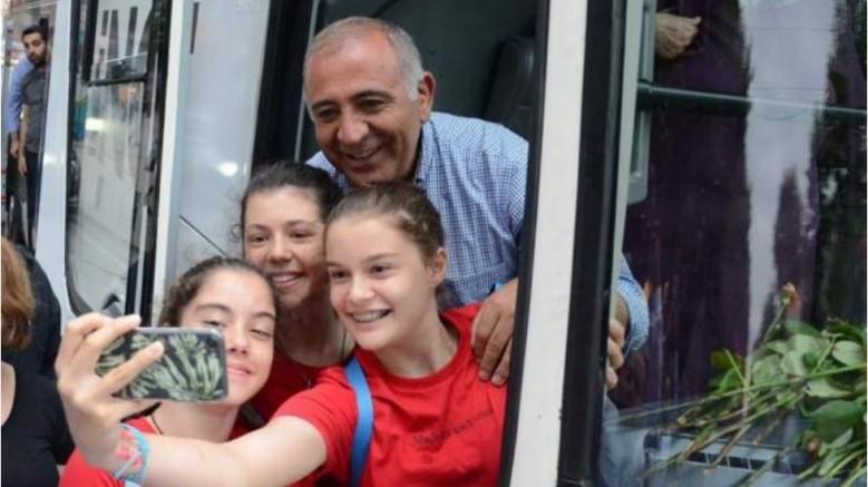 Halkın Otobüsü İstanbul Esenyurt'ta olacak