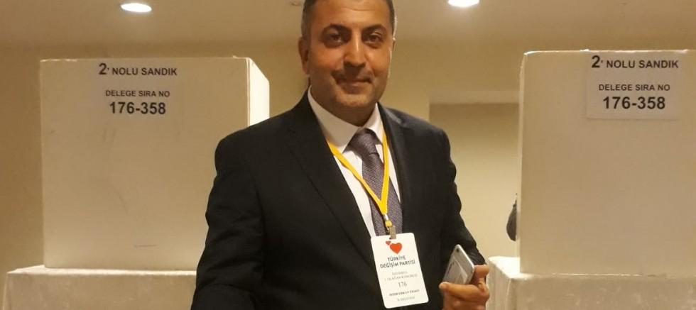 Hıdır Erkan Ersoy'dan Kurban Bayramını Kutladı.