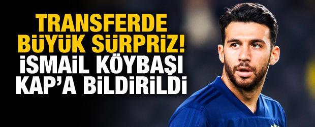 İsmail Köybaşı Trabzonspor'da!