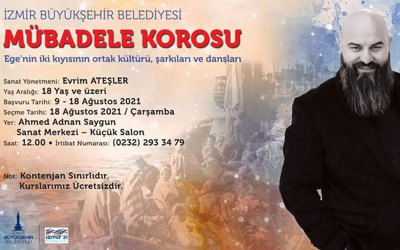 İzmir'de 'Mübadele Korosu' kaldığı yerden devam edecek