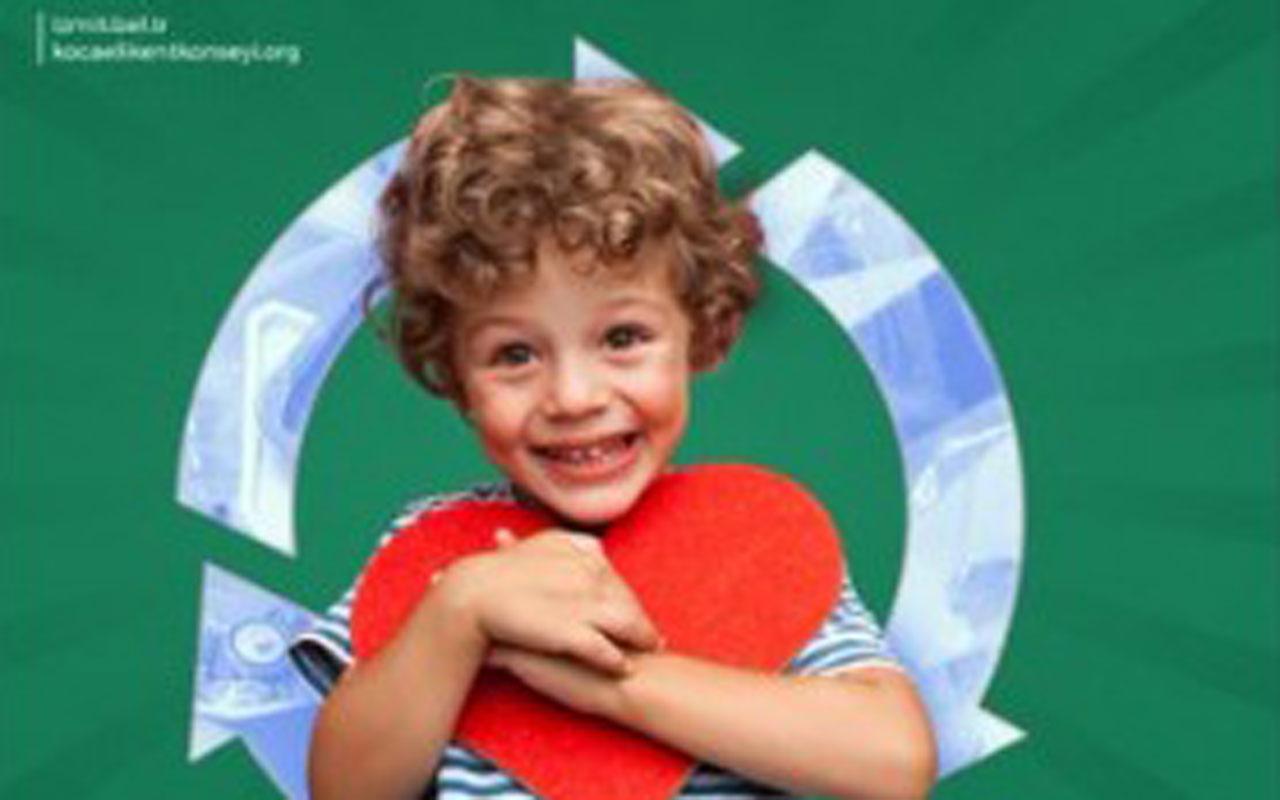 İzmit'in 'Çocuk Ödül Market' projesine uluslararası ilgi