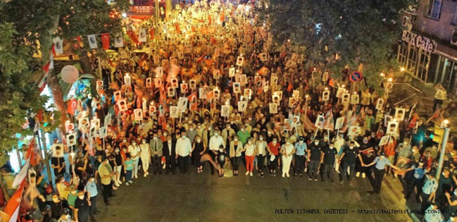 KARTAL'DA, UNUTULMAZ 30 AĞUSTOS ZAFER BAYRAMI COŞKUSU!