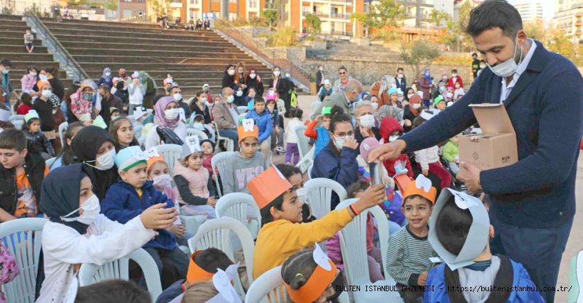 KARTALLI ÇOCUKLARA EĞLENCELİ 'AĞIZ VE DİŞ SAĞLIĞI' ETKİNLİĞİ