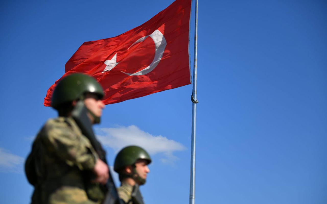 Kayseri Talas Belediyesi'nden askerlere çanta