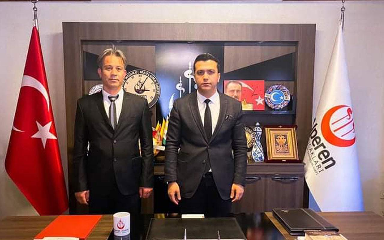 Kilis'te Alperen Ocakları Ahmet Yıldız'a emanet