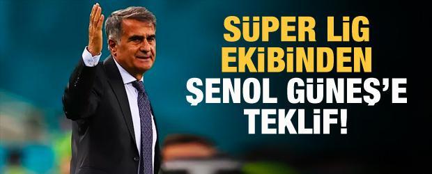 Medipol Başakşehir için Şenol Güneş iddiası