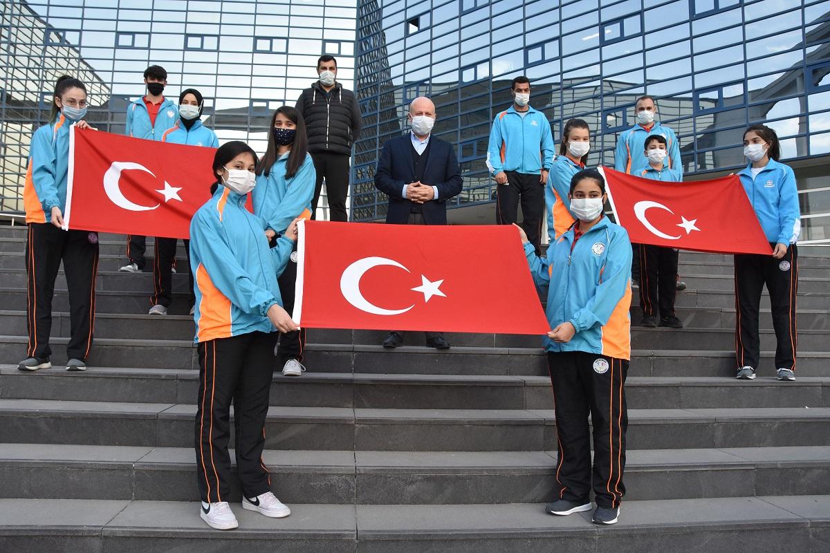 Mehmet Ali Karaboğa tarihe geçti