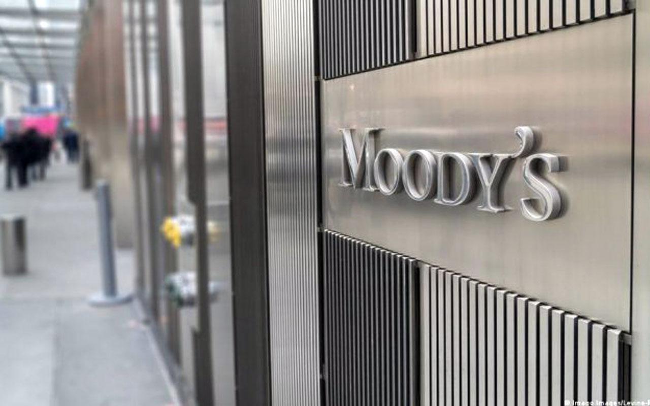 Moodys'ten Türkiye uyarısı