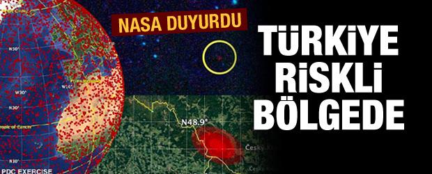NASA, Dünya'ya bir gök taşı çarpması ihtimaline hazırlanıyor