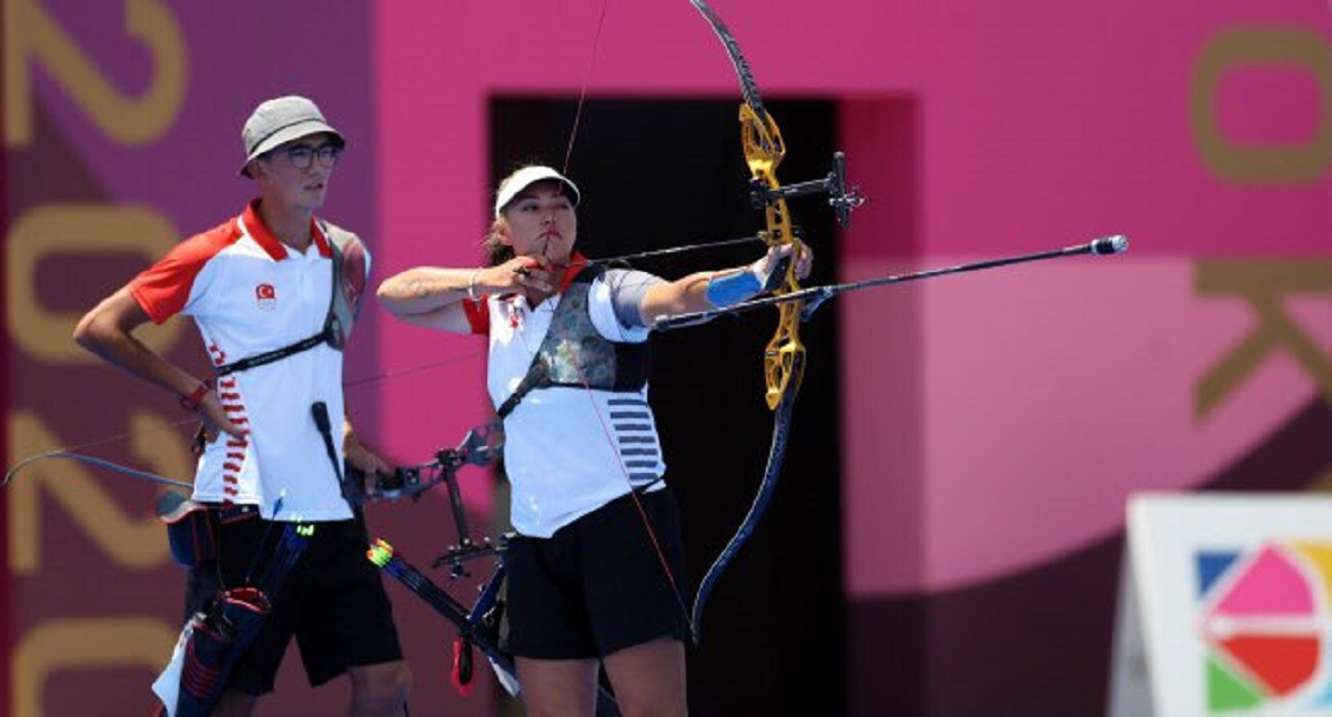 Okçularımız olimpiyat dördüncüsü