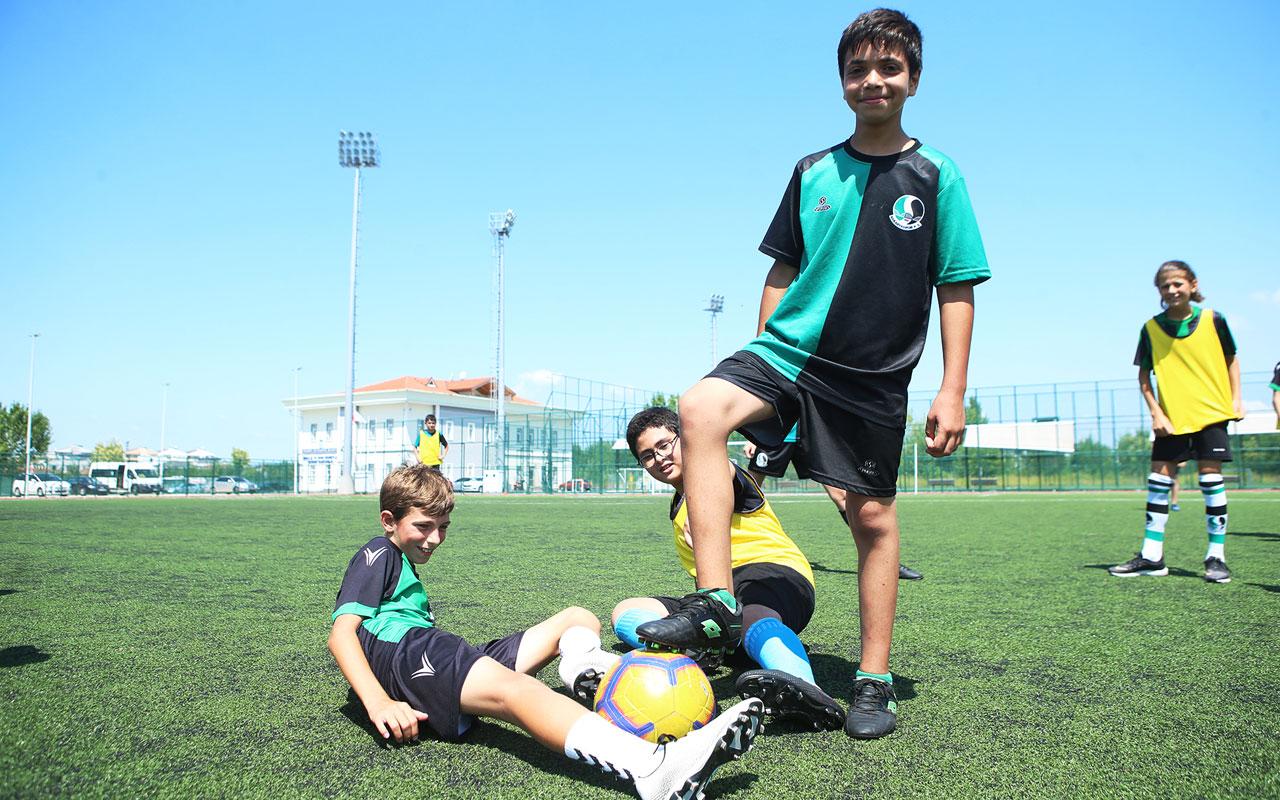 Sakarya'da spor dolu yaz
