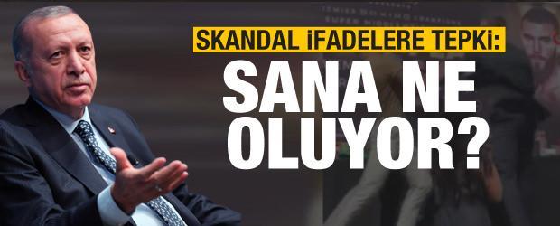 Son dakika: Erdoğan'dan Kılıçdaroğlu'na tokat gibi cevap: Sana ne oluyor?
