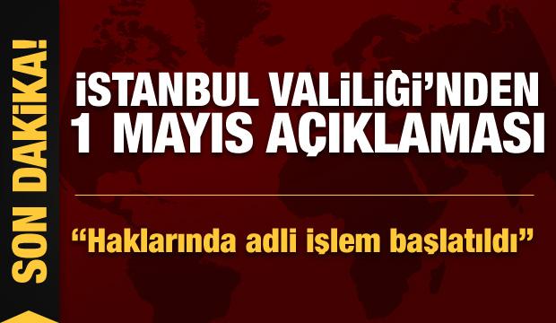 Taksim'e çıkmaya çalıştılar... İstanbul Valiliği: 212 kişi gözaltına alındı
