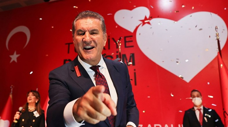 TDP Genel Başkanı Mustafa Sarıgül, Zonguldak'ta basın toplantısı düzenledi Açıklaması