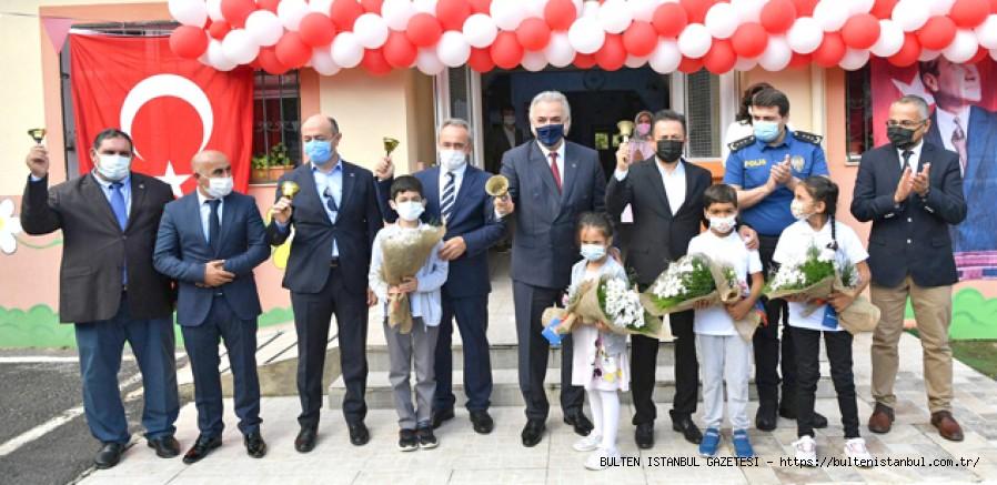 TUZLA'DA YENİ EĞİTİM ÖĞRETİM YILI TÖRENLE BAŞLADI