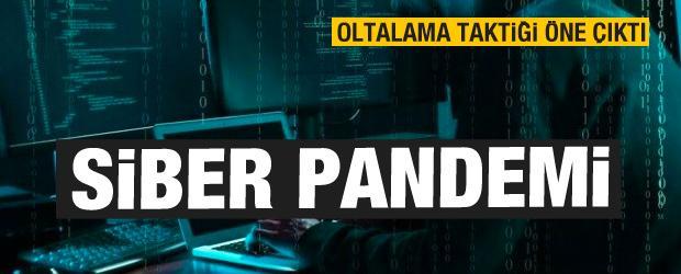 Veri hırsızlığı arttı! Siber pandemi