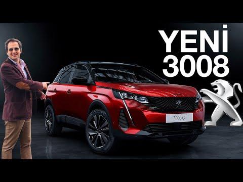 2021 Yeni Peugeot 3008 - Türkiye'ye ne  zaman Türkiye'ye gelecek?